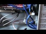 ▶ 13. Завершение сборки, укладка кабелей - YouTube