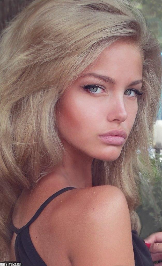 Девушки красивые блондинки