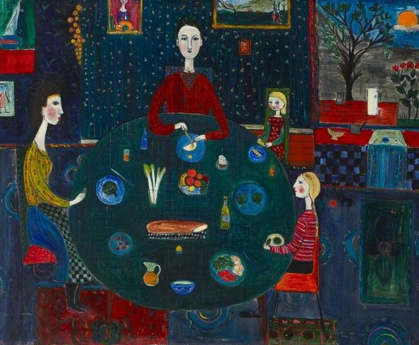 Дора Хольцхандлер родилась в 1928 году в Париже в семье польско-еврейских беженцев Большую часть своей жизни она провела в изгнании. В конце 1920-х годов ее родители бежали от растущей волны