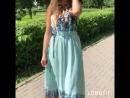 Невероятной красоты наши платья 🌺🌺🌺 Цена 2100 руб 💥💥💥 Размер : единый ( 42-46 ) 🎀🎀🎀 Рост модели 178 см ✅