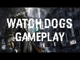 WATCH DOGS GAMEPLAY - Free Roam & Mission Gameplay - Watch Dogs PS4 Gameplay