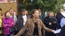 Люди стали выходить на улицу. Елена Сабирова, г. Ижевск.