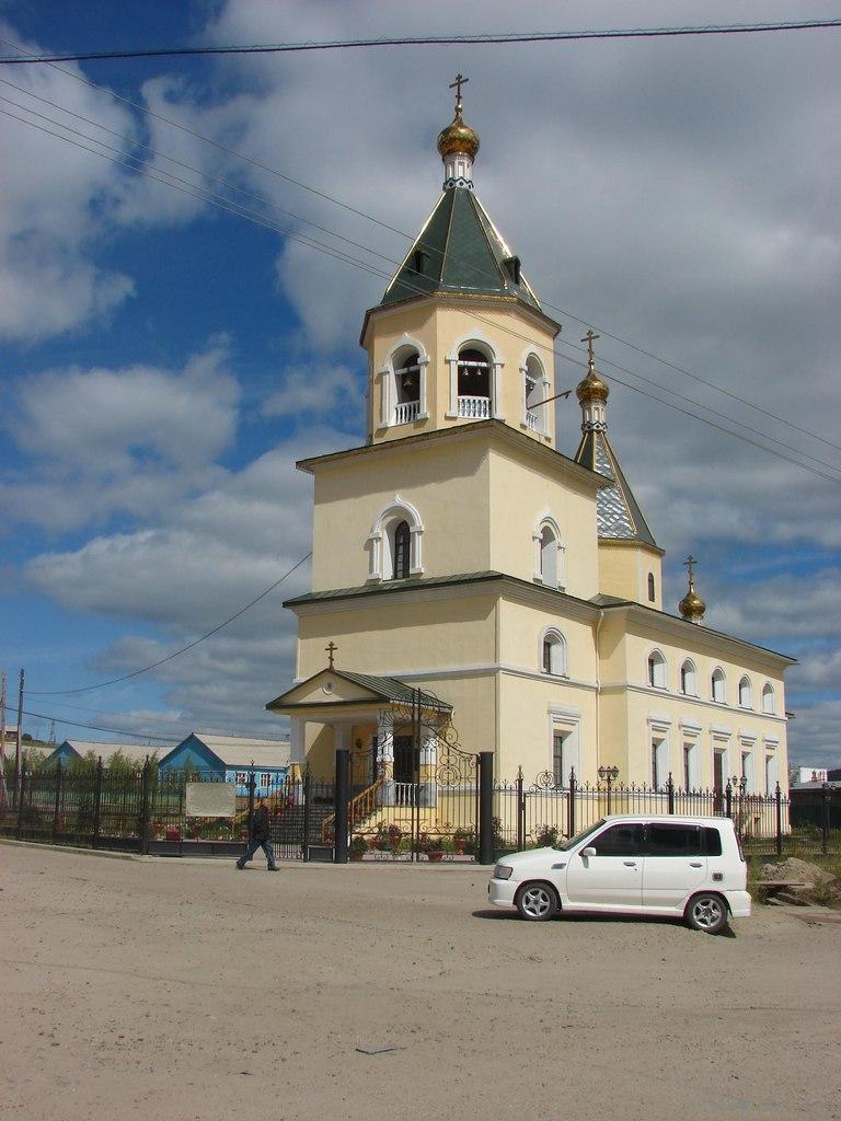 Алина Олёкминская, Олекминск - фото №1