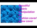 DIY Decorating ideas | Smocked design pattern for pillow cover cushion cover/frock/smocking patterns