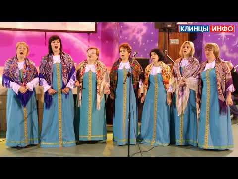 Выступление регионального хора «Россинушка» в проекте «Прекрасный возраст 50»