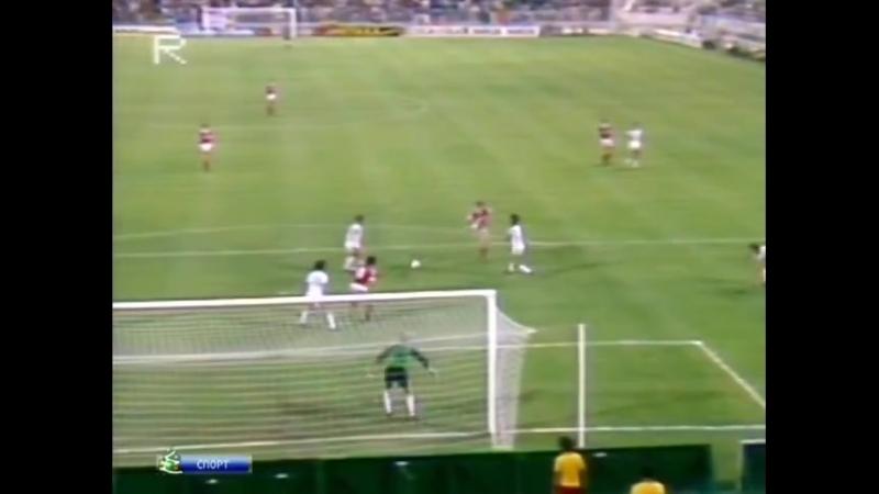 ЧМ-1982. Олег Блохин (СССР) - гол в ворота Новой Зеландии