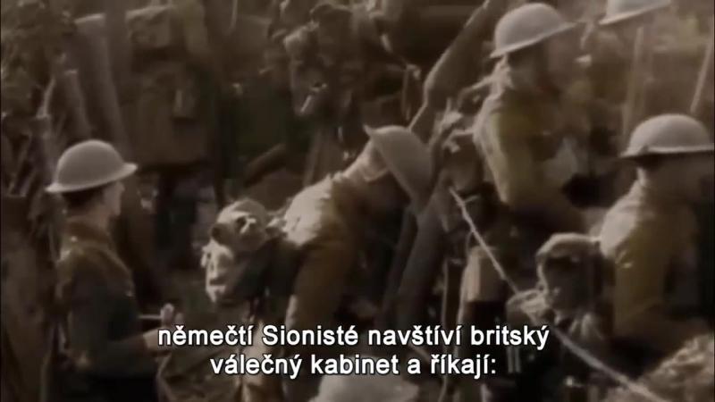 První světová válka a Balfourova deklarace
