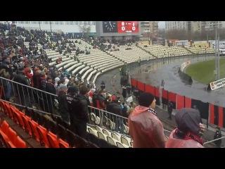 Футбол 26.10.2013 Амкар-Динамо