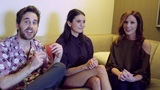 Run This Town Nina Dobrev and Ben Platt Tell Us About Their Roles
