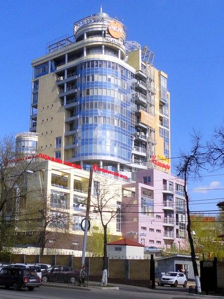 Штаб-квартира РенТВ