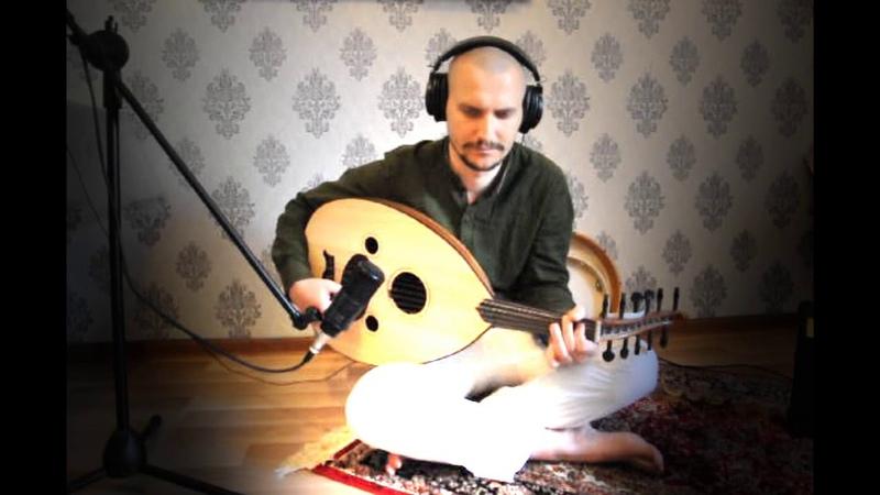 Slavik -Oud Love(part 1) Ethnic meditation music world music les gardiens du silence