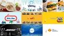Famous Brands Part-63 Spoof Pixar Lamp Luxo Jr Logo | Top 9