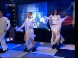 Sash feat. Dr Alban  - Colour The World (Live TOTP 1999)