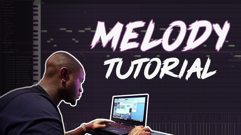 FL Studio Melody Tutorial - How To Make Trap Melodies Like 808 Mafia, Southside and TM88! 🔥
