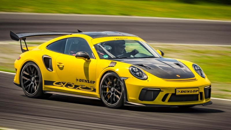 Porsche 911 GT2 RS GT3 RS: Doppio Test in pista - Davide Cironi Drive Experience (SUBS)