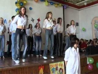 Ч.4 Посл. звонок Шк.61 2005г Севастополь