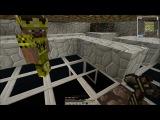 Minecraft 1.4.7 Glass Block (Coop) [Серия 15]