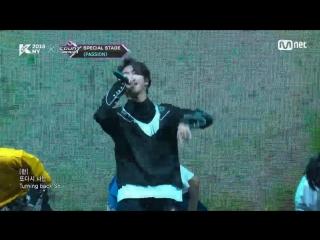 180705 Stray Kids & Pentagon - ROCK() + Dance Perf.  KCON 2018 NYMCOUNTDOWN