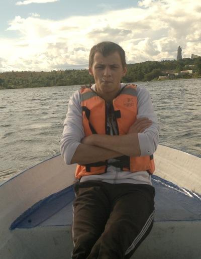 Дмитрий Каменский, 17 июня , Мурманск, id9328299