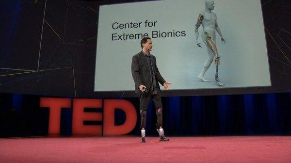 ВИДЕО: Новое поколение бионических протезов, которые позволят людям не только бегать, но и танцевать
