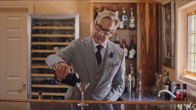 How to make a Dukes Martini with Mr Paul Feig   MR PORTER