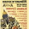* WRECK'n'THUNDER FEST#4: 30.11-1.12. 2012, СПб