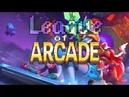 League of Arcade - Retro Arcade Riven Montage 2018