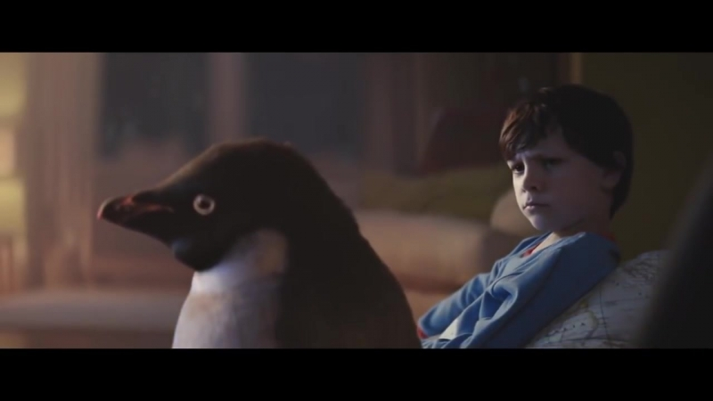 John Lewis Christmas Advert 2014 - OFFICIAL- MontyThePenguin