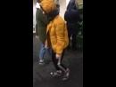 бомж танцует тиктоник
