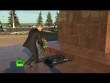 Путин принял участие в мероприятиях в честь 75-летия победы в Курской битве