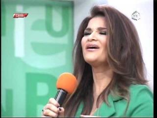"""Xumar Qedimova-""""Ruhunla yaşayıram""""  SUPER İFA.  """"Gün keçir"""". ATV.  04.06.2013"""