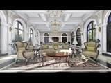 Classic Living Room - 3d max - Lumion 7 - After Effects
