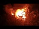 В Сызрани горело историческое здание