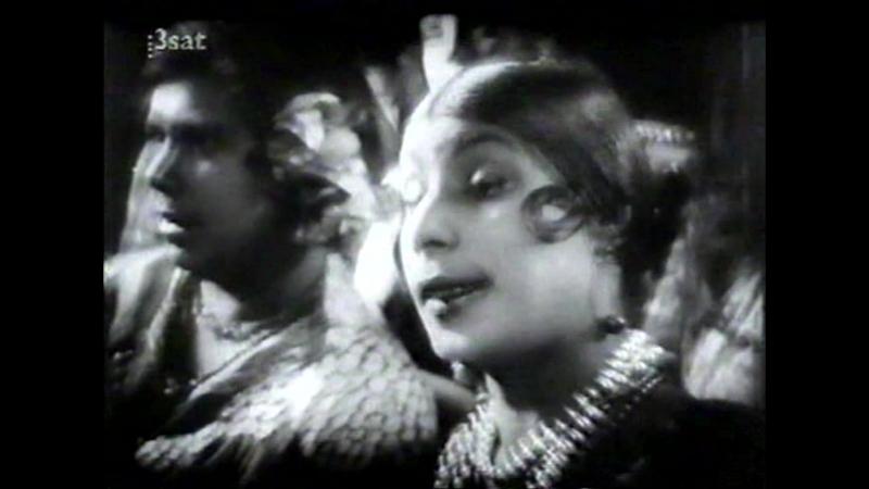 Уникальные кадры из немого фильма Живой труп (режиссёр Фёдор Оцеп, 1928)