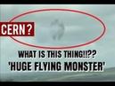 BREAKING! SHOCKING MONSTER FOOTAGE!!? CERN 1ST UNVEILED DARK MATTER MONSTER - NOT A UFO