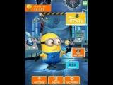 iPad Games - Сегодня в гостях Гадкий Я! (Веселая игрушка)
