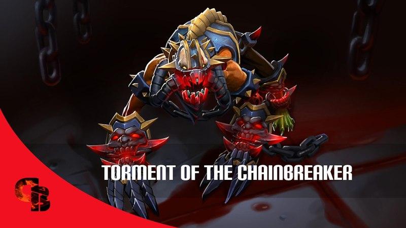 Dota 2: Store - Lifestealer - Torment of the Chainbreaker