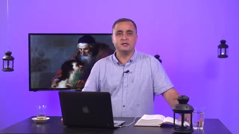 İSA MESİHDE KİMLİGİMİZ