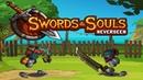 КРУШЕНИЕ НА ОСТРОВЕ NEVERSEEN ➤ Swords Souls Neverseen Первый взгляд и обзор!