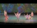 Kids dance детские танцы, дети 7-9 лет, Бабочки, руководитель Любовь Якшова