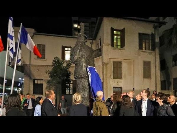 Paris en feu, la Maire en Israël! (e-Press)