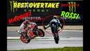 Rossi VS Marquez 😱Best Overtake in MotoGP Season 2017 Part2 2