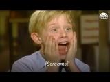 Flashback! See Macaulay Culkin talk Home Alone in 1991 - N