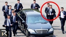 Who Are Kim Jong-Un's MYSTERIOUS Military Running Bodyguards?