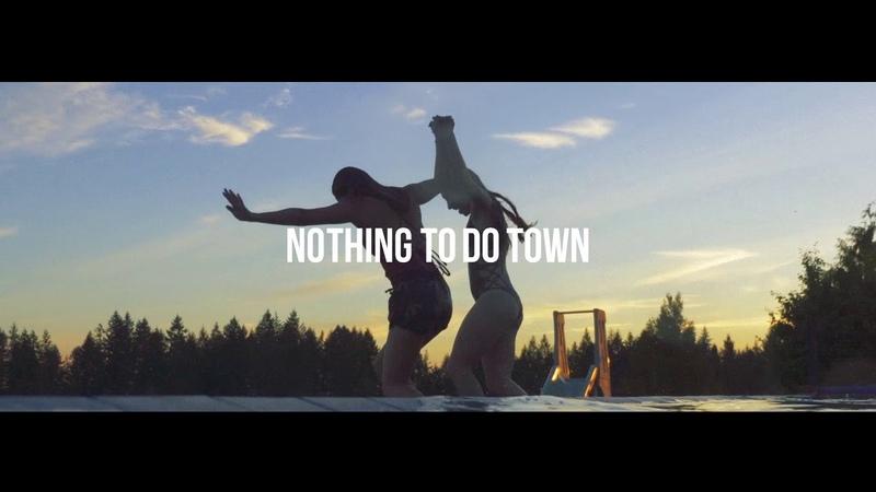 Dylan Scott - Nothing To Do Town (Lyric Video)