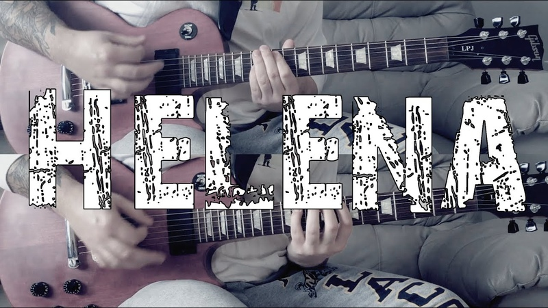Helena My Chemical Romance Guitar Cover w/ Tabs