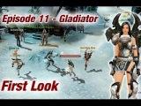 Gladiator First Look: Skills, Minesta Chaos Belt, Infinity Key, Episode 11 [Cabal Online]