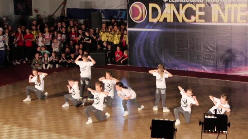 Dance Integration DANCE FUTURE Bounce kids Ухта