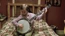 8 Year Old Jonny Mizzone - Flint Hill Special - Sleepy Man Banjo Boys