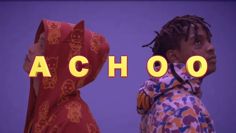 Keith Ape x Ski Mask The Slump God Achoo Official Music Video